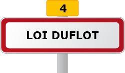 reduction impot loi duflot