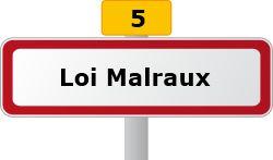 reduction impot loi malraux