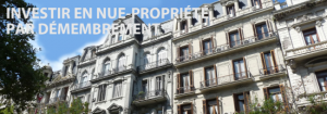 investissement nue-propriété immobilier démembrement