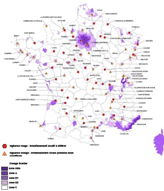 villes  noires scellier