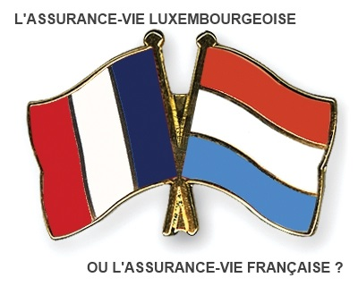 Assurance vie France Luxembourg