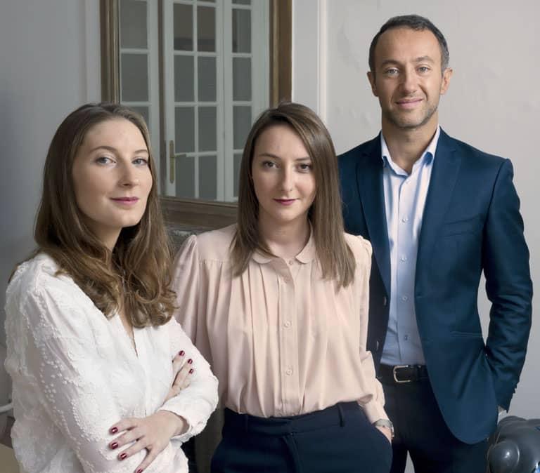 Cabinet de gestion de patrimoine Paris - notre équipe