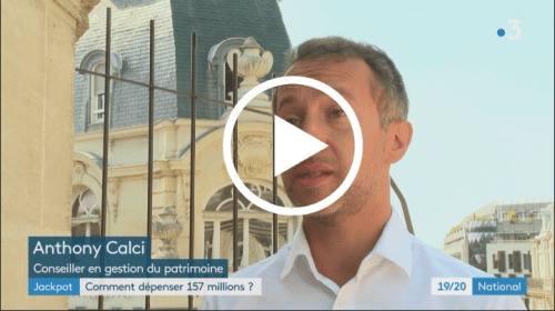Anthony Calci journal national france 3 euromillions