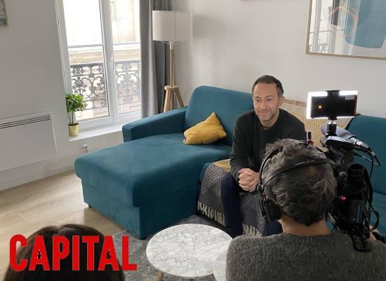 anthony calci sur capital m6 télévision mars 2021