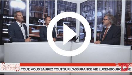 Assurance Vie Luxembourg Calci Wealins vidéo
